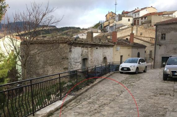 Mitigazione del rischio idrogeologico del Comune di Castelluccio Valmaggiore